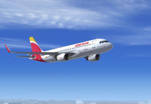 Iberia-Ginebra