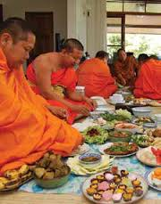 Festival del décimo mes lunar en Nakhon Si Thammarat