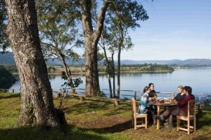 CHILE, Lago Lanalhue