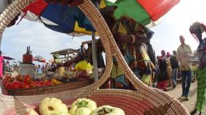 Tanji Market. GAMBIA