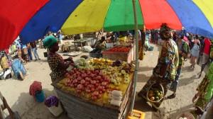 Tanji Market. GANBIA