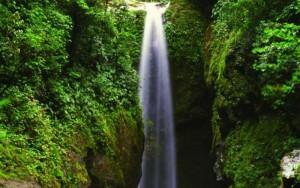 Honduras- PicoBonito-Cascada