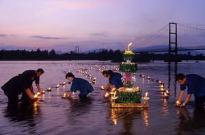 Noche mágica en Loy Krathong