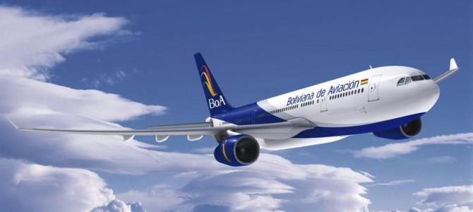 Iberia y Boliviana de Aviación  – BoA – firman un acuerdo para operar vuelos en código compartido