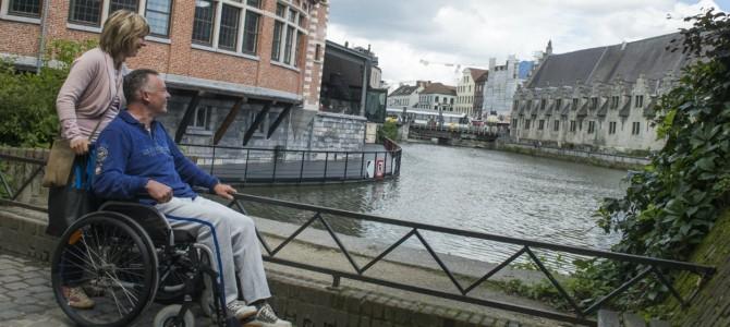 Nueva guía de excursiones accesibles en Flandes y Bruselas