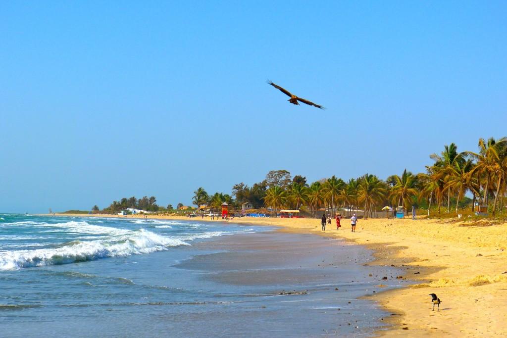 Gambia, Playa