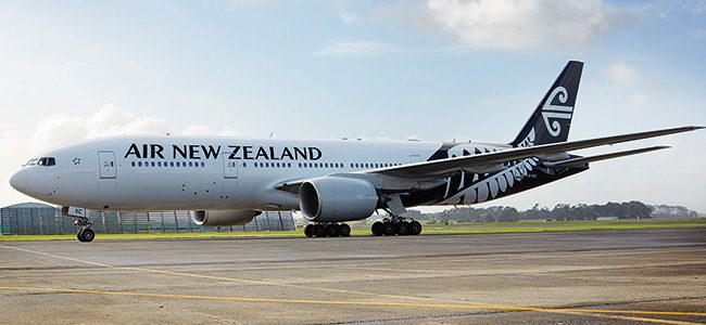 AIR NEW ZEALAND: A Nueva Zelanda vía BUENOS AIRES