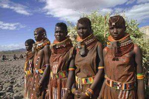 Mujeres Turkana