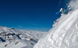 Centros de Ski_Salto en Ski1 MICHAEL NEUMANN CRÉDITO