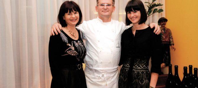 Una Estrella eslovena en el mapa gastronómico mundial