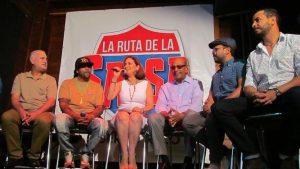 Puerto Rico- Ruta de la Salsa