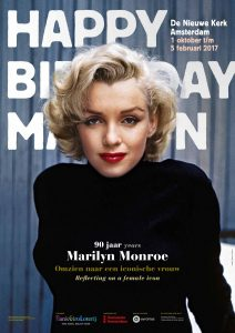 Miss Monroe.De Nieuwe Kerk-