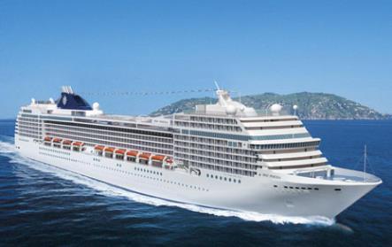 MSC Cruceros:Lanza su primer itinerario de la vuelta al mundo que zarpará desde Barcelona en 2019