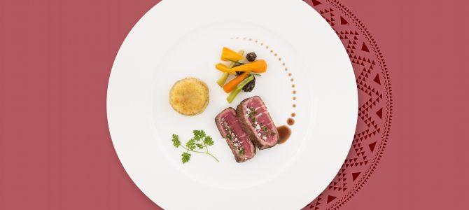 Dos chefs con estrellas Michelin firman los nuevos menús de Air France