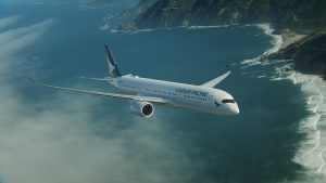 CATHAY PACIFIC 350