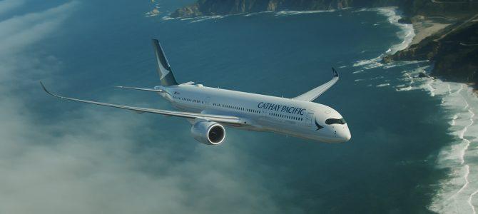 CATHAY PACIFIC lanza el vuelo directo Barcelona-Hong Kong el próximo verano