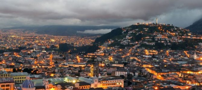 ECUADOR: Quito en los World Travel Awards 2017