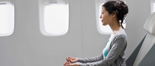 AIR FRANCE: Meditación a bordo