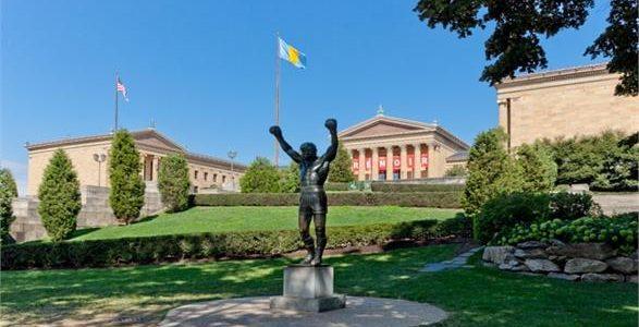 PHILADELPHIA: Rocky ha vuelto a su sitio