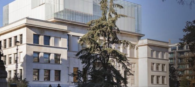 La Casa de la Historia Europea ha abierto sus puertas en Bruselas