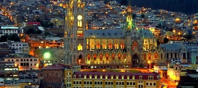 ECUADOR: Quito se consagra por quinta vez como el mejor destino turístico de Sudamerica