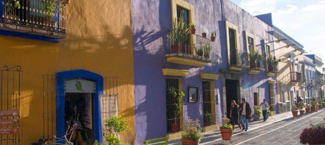 MÉXICO: Reconocimiento a la ciudad de Puebla.