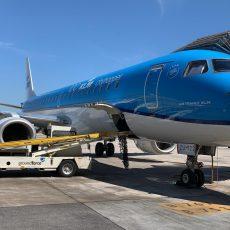 KLM reanuda su red europea de manera gradual y prudente