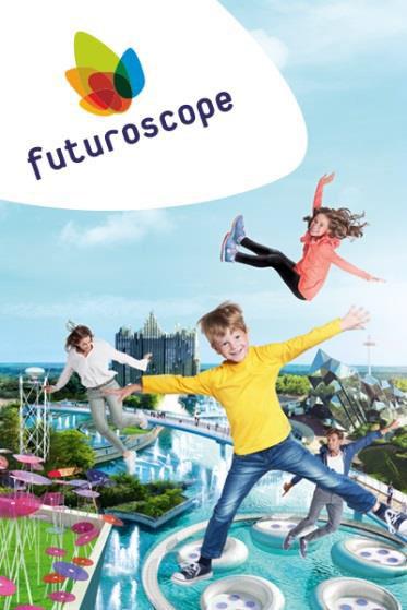 Futuroscope anuncia su reapertura a partir del 13 de junio de 2020