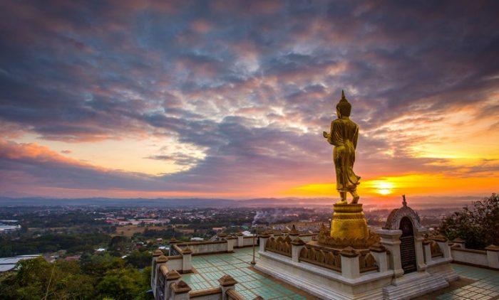Tailandia: Chiang Khan y la ciudad vieja de Nan