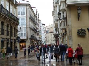 Foto de Jose Maria Mercader, sacada en Vitoria.