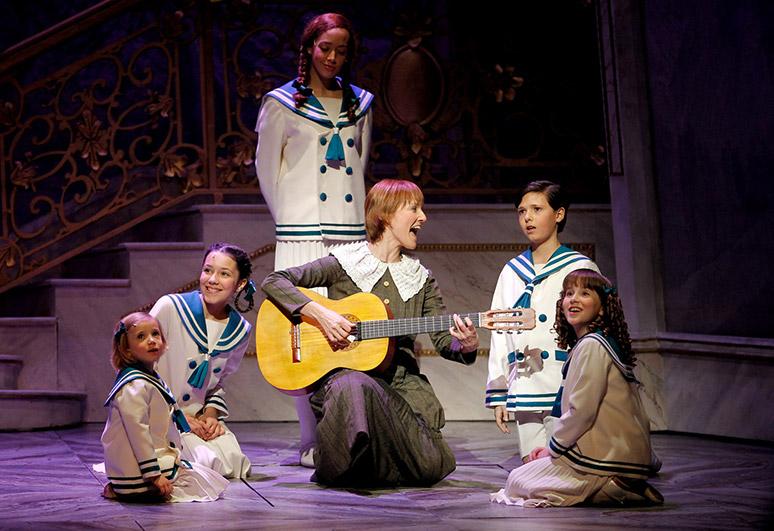 """Musical """"Sonrisas y lágrimas"""" en Gasteiz.  Fuente: www.sonrisasylagrimas.com"""