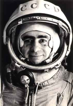 El astronauta fantasma Ivan Stochnikov