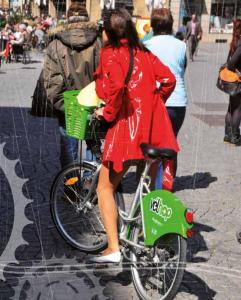 Semana de la bici 2014 en Gasteiz. Foto: www.vitoria-gasteiz.org