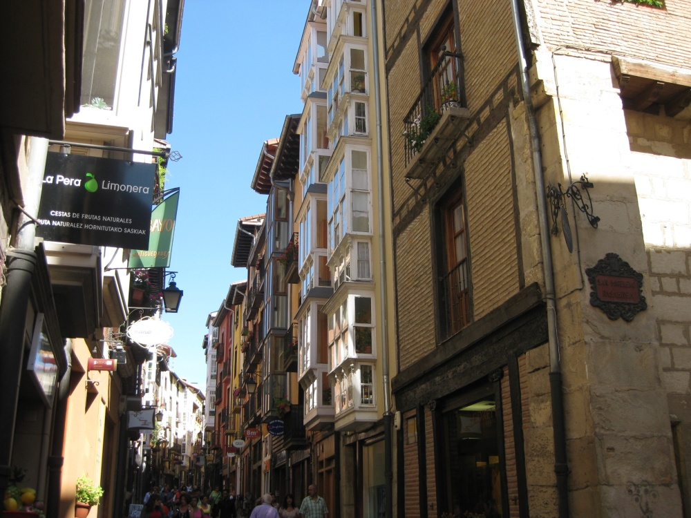 Calle Correría. Foto: Wikipedia