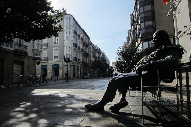 Calle Dato. Foto: Jose Antonio Ortiz de Zarate
