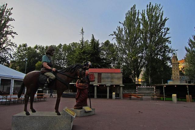 Parque del Norte. Foto: Jose Antonio Ortiz de Zarate