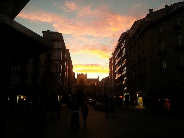 Calle El Prado. Foto: Roberto San Vicente