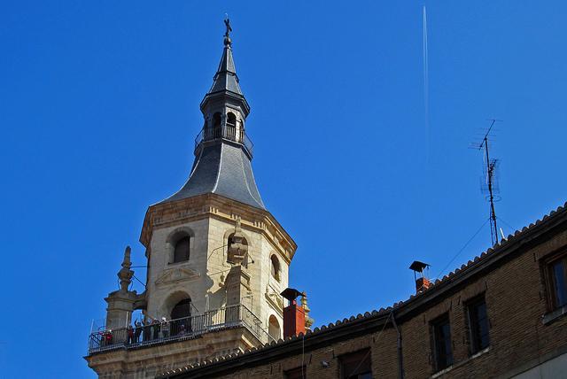 Campanario de la catedral Santa Maria. Foto: Jose Antonio Ortiz de Zarate