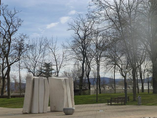 Parque de Judimendi. Foto de Zuria Alonso.