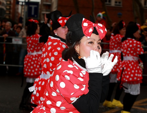 Foto del Carnaval de Gasteiz 2014. Foto: Marcin Zieliñski