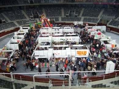 Feria Rebajas Gasteiz. Foto: Gasteiz On