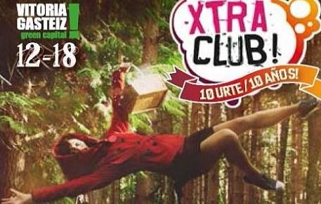 Cartel programación Xrta club 2016