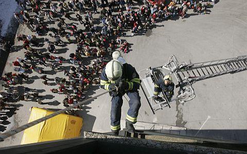 Bomberos de Vitoria. Foto: Ayuntamiento de Vitoria-Gasteiz