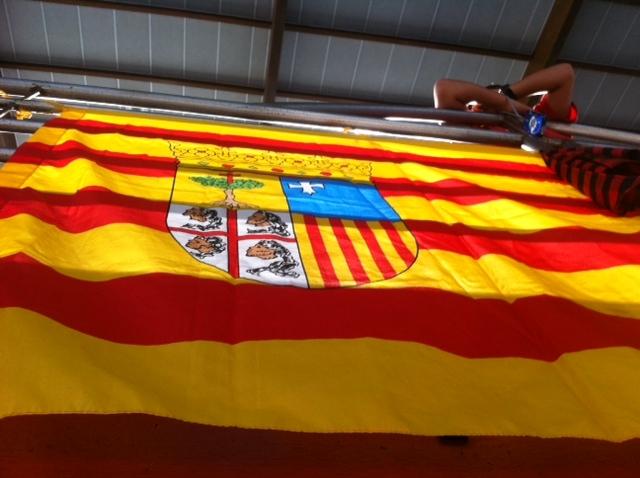 Aragón no ha faltado a la cita