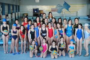 Campus Femenino organizado por el CW Pontevedra en Marzo