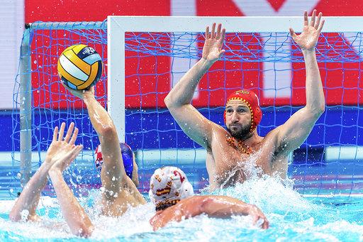 XXXIV LEN European Water Polo Championships 2020