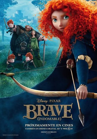 Brave (Indomable)</p> <p><a href=