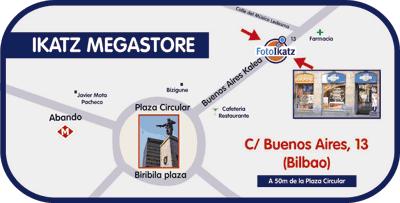 Ikatz Megastore Bilbao