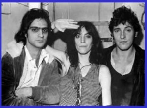 con patti smith