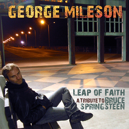 George Mileson Leap Of Faith